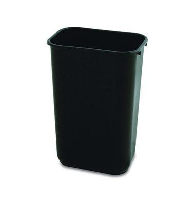 Abfalleimer 26,6 Liter schwarz