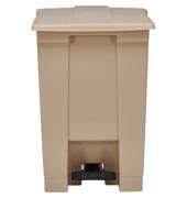 Tretabfalleimer Step-On 45,5 Liter beige