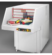 Aktenvernichter 5009-2 CC 8 x 40-80 mm CrossCut perlgrau bis 650 Blatt