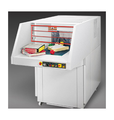 Aktenvernichter 5009-3 CC, 50099331, P3 Partikelschnitt 6x50mm, bis 400 Blatt