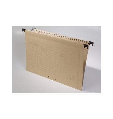 Hängemappe A4 MOH OM1 braun Recyclingkarton VOK9751100