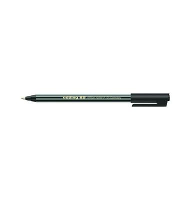 Tintenroller 85 office roller F schwarz 0,5 mm
