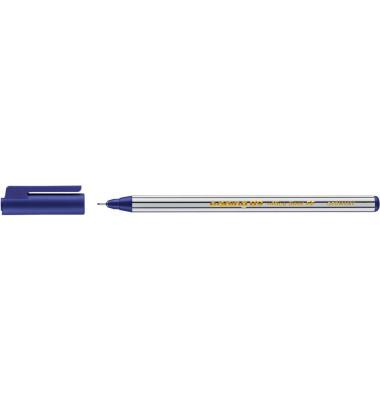 Fineliner 89 office liner EF blau 0,3 mm