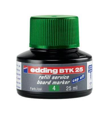 Nachfülltusche BTK 25 für Bordmarker grün 25 ml