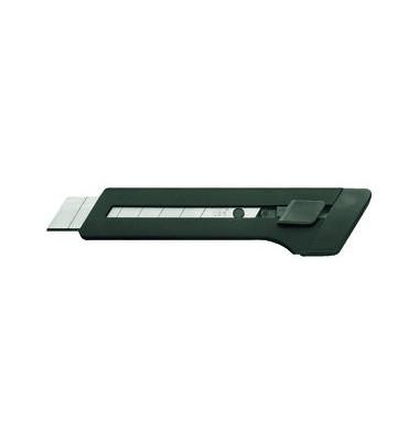 Cutter M18 schwarz 18mm Klinge