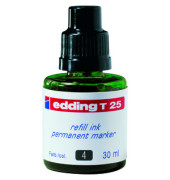 Nachfüllfarbe T25 für Permanentmarker grün 30 ml