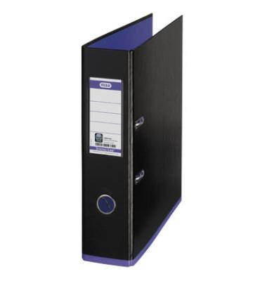 myColour 100081034 schwarz/violett Ordner A4 80mm breit
