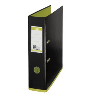 myColour 100081036 schwarz/grün Ordner A4 80mm breit