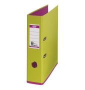 myColour 100081037 hellgrün/pink Ordner A4 80mm breit
