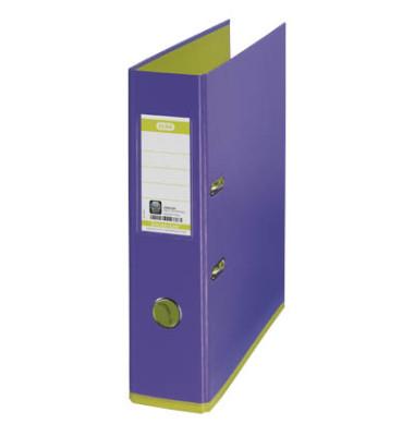 myColour 100081038 violett/hellgrün Ordner A4 80mm breit