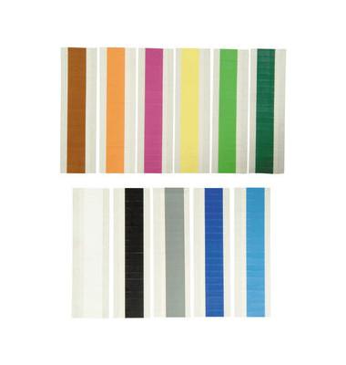 Farbsignale 99201 weiß 25 x 9 mm 100 Stück