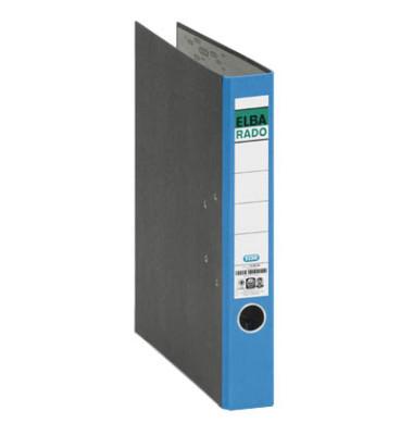 Rado 10404FBL Wolkenmarmor blau Ordner A4 50mm schmal