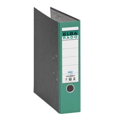 Rado 10407GN Wolkenmarmor grün Ordner A4 80mm breit