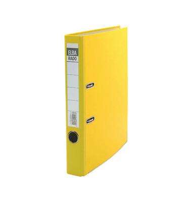 Rado Brillant 10414 gelb Ordner A4 50mm schmal