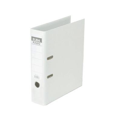Rado Brillant 10417WE weiß Ordner A4 80mm breit