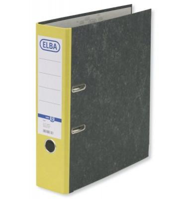 Smart Original Wolkenmarmor gelb Ordner A4 80mm breit