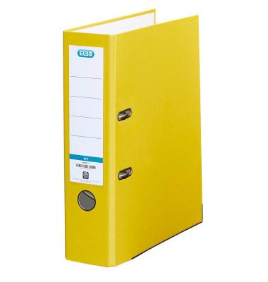Smart Pro 10456GB gelb Ordner A4 80mm breit