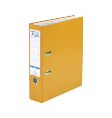 Smart Pro 10456OR orange Ordner A4 80mm breit