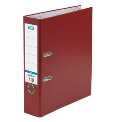 Smart Pro 10456RT rot Ordner A4 80mm breit