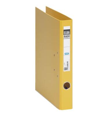 Rado Plast 10494GB gelb Ordner A4 50mm schmal