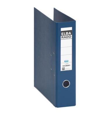 Rado-Plast 10497BL blau Ordner A4 75mm breit