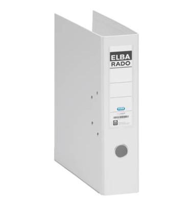 Elba Rado-Plast 10497WE weiß Ordner A4 80mm breit