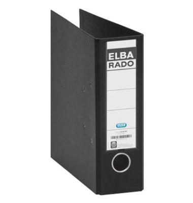 Ordner Rado 10597 Plastik A5 schwarz 75mm