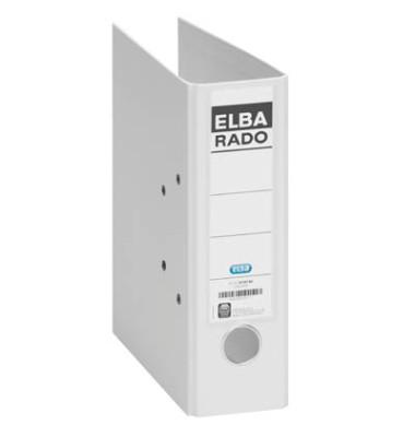 RADO 10597 Ordner Plastik A5 weiß 75mm
