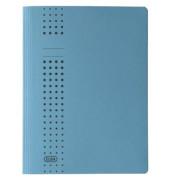 Schnellhefter CHIC A4 blau 320g Karton kaufmännische Heftung