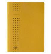 Schnellhefter Chic 20477 A4 gelb 320g Karton kaufmännische Heftung bis 200 Blatt