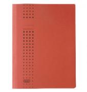 Schnellhefter CHIC A4 rot 320g Karton kaufmännische Heftung