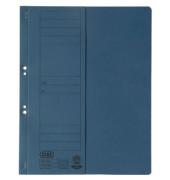 Ösenhefter A4 blau halber Vorderdeckel Amtsheftung