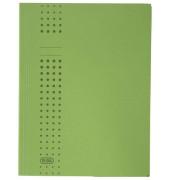 Aktendeckel Chic 100091167 A4 RC-Karton 320g, 3 Klappen, grün