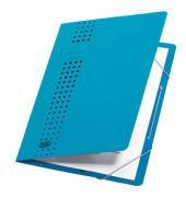 Eckspannmappe chic A4 450g blau