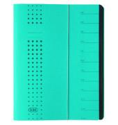 Ordnungsmappe Chic A4 12tlg. blau 315x250x15mm