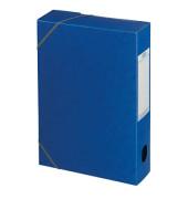 Archivbox EUROFOLIO Prestige blau 6 x 25 x 33 cm DIN A4
