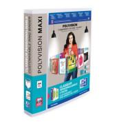 Präsentationsalbum Maxivision transp. 327x170x280 25mm