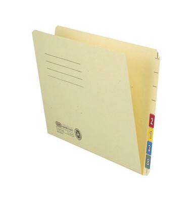 Einstellmappen spektral 80401 A4 230g Karton chamois