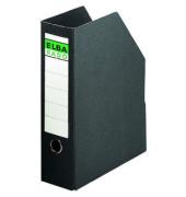 Stehsammler 100420838 85x245x318mm A4 Recyclinghartpappe schwarz