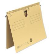 Hängehefter Sorte 81 81459 A4 250g Karton gelb kaufmännische Heftung / Amtsheftung