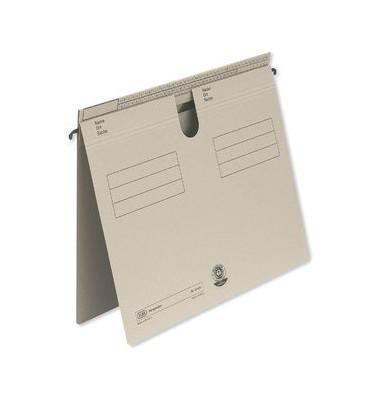 Hängehefter Sorte 81 81459 A4 250g Karton grau kaufmännische Heftung / Amtsheftung