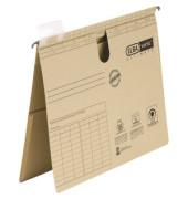 Hängehefter A4 vertic ULTIMATE braun 240g Karton kaufmännische Heftung 100552061