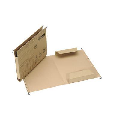 Hängetasche vertic 1 RC-Karton natron A4 m.Klappe 100555356