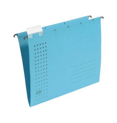 Hängemappe A4 chic blau 230g Recyclingkarton 100552083