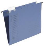 Hängemappen chic Karton f.A4 dkl.blau 240x318x6mm 230g 100552086
