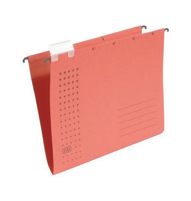 Hängemappe A4 chic rot 230g Recyclingkarton 100552089
