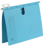 Hängehefter A4 chic 230g Recyclingkarton blau kaufmännische Heftung 100552106