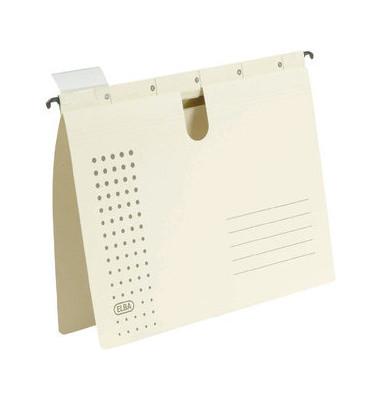Hängehefter A4 chic 230g Recyclingkarton chamois kaufmännische Heftung 100552107