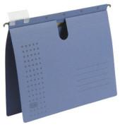 Hängehefter chic 85741 A4 230g Karton dunkelblau kaufmännische Heftung
