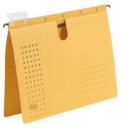 Hängehefter A4 chic 230g Recyclingkarton gelb kaufmännische Heftung 100552108
